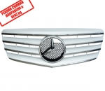 AMG Sport Grill решетка за Mercedes W211 Facelift Silver