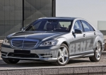 AMG Sport Style пакет брони за Mercedes S-class W221. Тайван